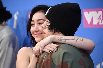 Noah Cyrus Seemingly Reacts To Lil Xan's News That He Will Be A Father
