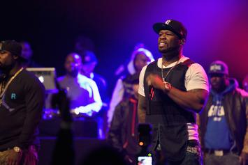 "50 Cent May Sue New York City After Officer's Threat: ""I'm Afraid For My Life"""