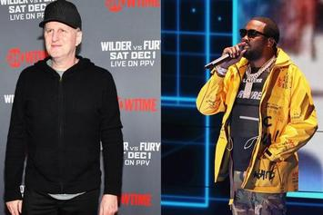 "Michael Rapaport Takes Back Meek Mill Diss: ""Absolutely Not A Trash Rapper"""