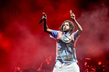 "J. Cole's ""Middle Child"" Surpasses 100 Million Spotify Streams"