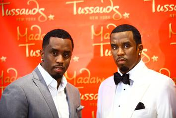 New Photos Show Diddy's Decapitated Madame Tussauds Wax Figure In Pieces