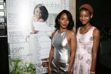 """Jada Pinkett Smith, Willow Smith And Adrienne Banfield-Norris Cover """"Essence"""""""