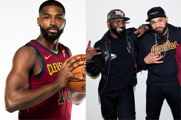 "Desus & Mero Don't Believe Tristan Thompson Cheated, Due To ""Caribbean Integrity"""