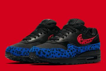 "WMNS Nike Air Max 1 ""Leopard"" Release Details"
