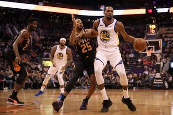 Kevin Durant Says Warriors Have a New Found Rivalry With The Sacramento Kings