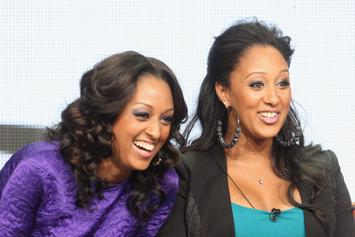 """Tamera Mowry Admits To Drinking Tia Mowry's Breast Milk: """"This Is Amazing"""""""