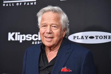 "Robert Kraft ""Not The Biggest Name Involved"" In Prostitution Sting: Report"