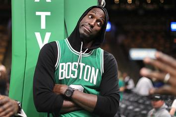 Kevin Garnett Suggests Supreme, Off-White Design NBA All Star Uniforms