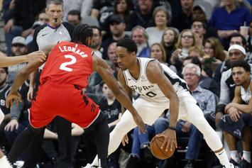 """DeMar DeRozan On Losing To Raptors: """"Kyle's Fat Ass Know How To Guard Me"""""""