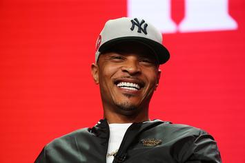 "T.I. Pays Tribute To His ""Hilarious"" Sister With Turn Up Clips: ""Big Sis Was Da Shit"""