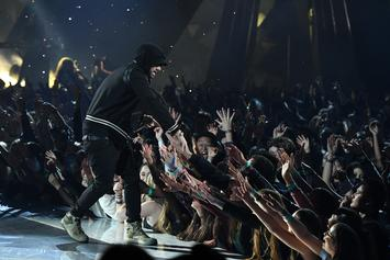 "Eminem Shatters Attendance Record: 81,000 Aussie Fans Join Together For ""Lose Yourself"""
