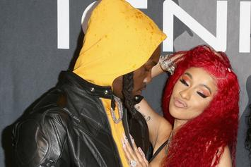 """Top Tracks: Offset & Cardi B Back Together In Full Form With """"Clout"""""""