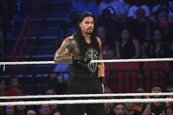 """WWE's Roman Reigns Announces His Return: """"I'm In Remission"""""""