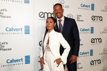 """Jada Pinkett Smith Gets Candid About Marriage & The Ability To """"To Stick It Out"""""""