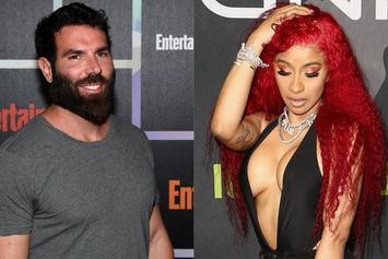 Dan Bilzerian Dragged For Photoshopping Cardi B's Butt