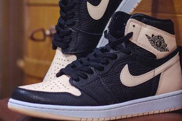 "Air Jordan 1 High OG ""Crimson Tint"" Fresh Look"
