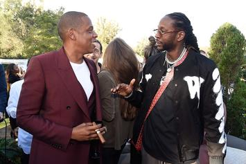 2 Chainz Ends #BlackNowStory For Black History Month With Jay-Z Tribute