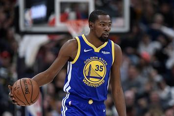 "Kevin Durant: ""The NBA Is Never Going To Fulfill Me"""