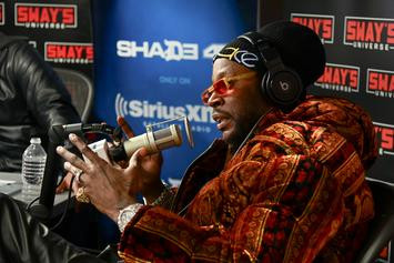 """2 Chainz & Marsha Ambrosius Channel The Divine Order In """"Tonight Show"""" Performance"""