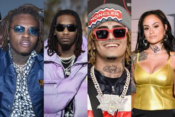 Gunna, Offset, Lil Pump, and Kehlani All Debut In Top 10 Of Billboard 200