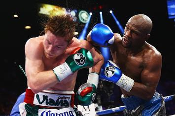 Floyd Mayweather & Canelo Alvarez Fight Could Make $1.5 Billion Says Oscar De La Hoya