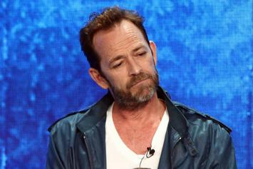 """Luke Perry, """"Riverdale"""" & """"Beverly Hills 90210"""" Star, Dead At 52"""