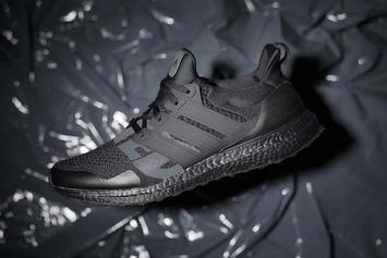 """Undefeated x Adidas UltraBoost """"Triple Black"""" Coming Soon: First Look"""