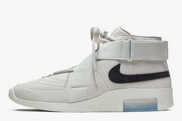 "Nike Air Fear Of God 180 ""Light Bone"" Official Images"