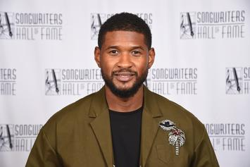 "Usher Urges Lakers Fans To ""Be Patient"" While Defending LeBron James"