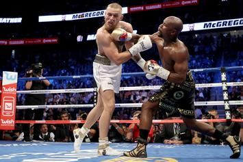 """Conor McGregor Revisits Floyd Mayweather Fight: """"Rematch Will Be Interesting"""""""