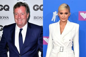 """Piers Morgan Trashes Kylie Jenner: """"She's Not Even That Good Looking"""""""