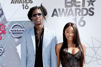 """Young Thug Shows Love For Girlfriend Jerrika Karlae In Honor Of """"Girl's Month"""""""