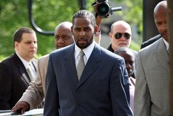 R. Kelly Accused Of Raping & Giving A 13-Year-Old Girl Herpes