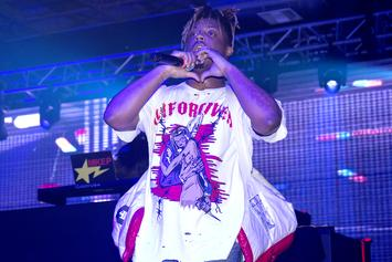 """Juice WRLD's A&R Compares """"A Deathrace For Love"""" To Jay-Z & Biggie"""