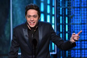 Pete Davidson Debuts New Unicorn Tattoo On His Forearm