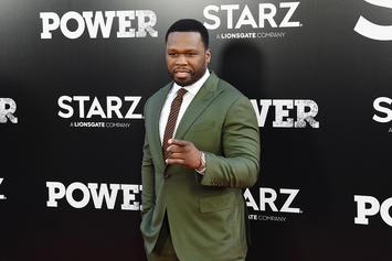"50 Cent Announces His Directorial Debut On ""Power"""