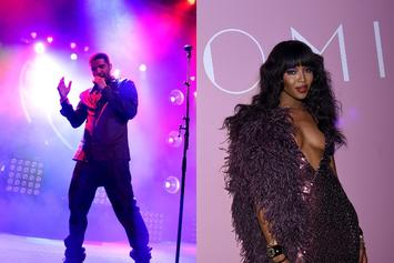 "Naomi Campbell Rubbishes The Drake ""Speed Dating"" Rumors"
