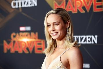 Brie Larson To Play A CIA Agent In Series For Apple's Upcoming Streaming Service