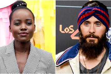 "Lupita Nyong'o Talks Jared Leto Dating Rumours: ""He's So Embracing Of Me"""