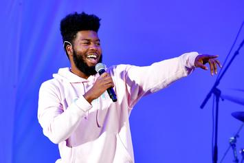 "Khalid Performs ""Talk"" & ""Better"" On ""Saturday Night Live"""