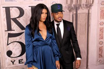 Chance The Rapper Shares Wedding Photos With Kanye West & Dave Chappelle