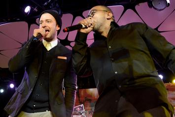 Justin Timberlake & Timbaland Have Returned To The Studio