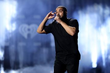 """Drake Caught A Fan's Bra One-Handed During """"In My Feelings"""" Performance"""