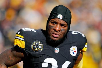 Le'Veon Bell Signs With The New York Jets For Four Years: Report