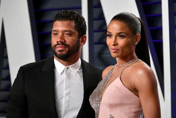 "Ciara's No-Sex Policy With Russell Wilson ""Took A Lot Of Prayer"" To Endure"