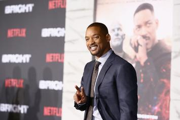 "Will Smith Busts It Down To ""Thotiana"" To Celebrate Instagram Being Back Up"