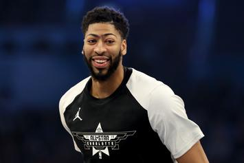 Anthony Davis Trade To Lakers Is Highly Unlikely: Report