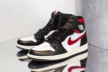 """Air Jordan 1 """"Gym Red"""" Release Date And Detailed Images"""