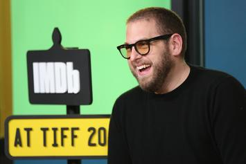 "Jonah Hill Teases ""Wake Up"" Video With Travis Scott & The Weeknd"