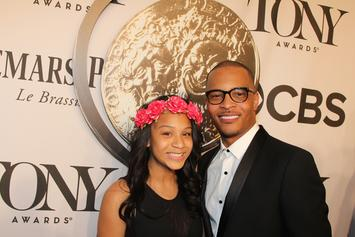 "T.I. & Tiny Co-Sign Daughter's Savage Clap-Back: ""That's My Baby!"""